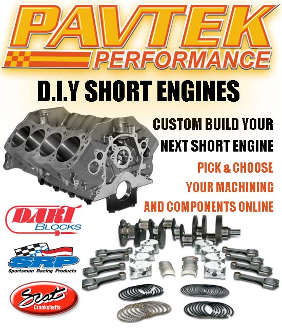 DIY SHORT ENGINE KITS